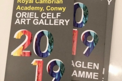 Royal Cambrian Academy Open 2109